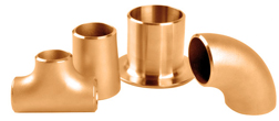 Copper Nickel 90/10 UNS C70600 Buttweld Pipe Fittings Manufacturer & Supplier