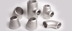 Duplex Steel 2205 UNS S32205 Buttweld Pipe Fittings Manufacturer & Supplier